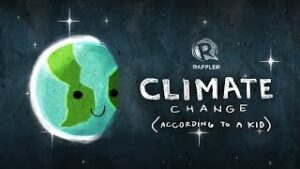 Climate Change According to a Kid